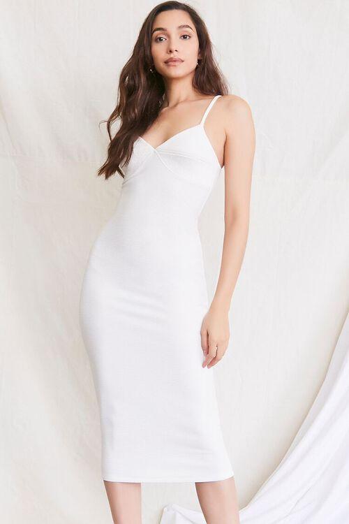 CREAM Cami Bodycon Midi Dress, image 1