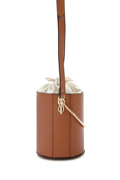 Faux Leather Satchel, image 3