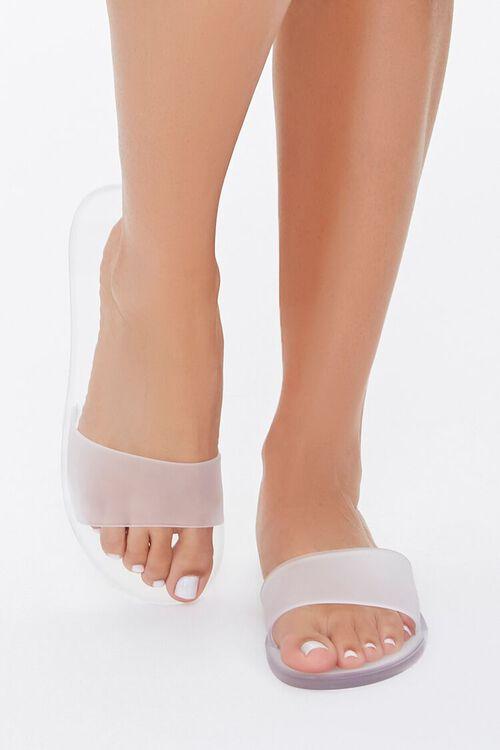 Jelly Slide Sandals, image 2