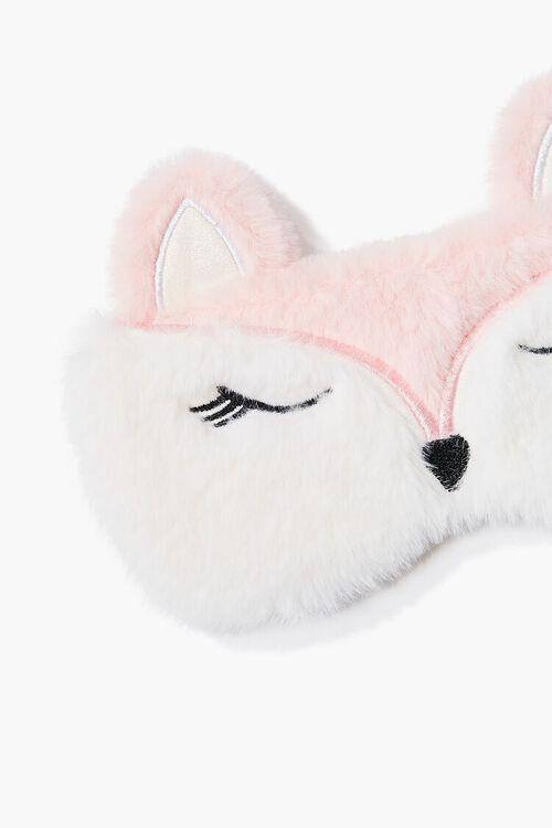 Plush Fox Sleep Mask, image 4