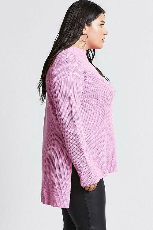 Plus Size Longline Sweater, image 2