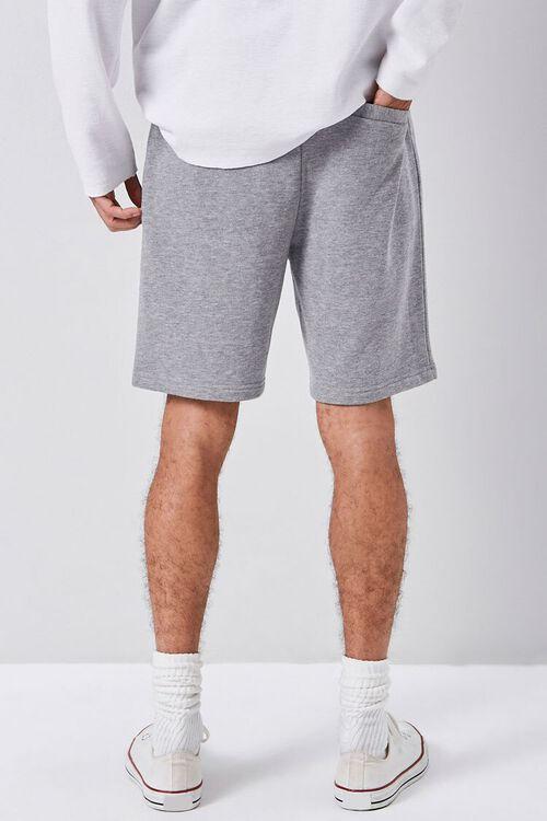 Heathered Drawstring Shorts, image 4