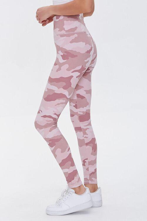 Active Camo Print Leggings, image 3