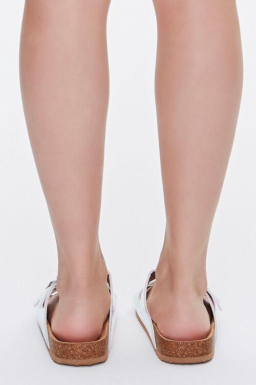Iridescent Buckled Sandals, image 3