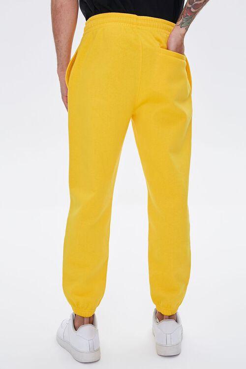 YELLOW/PURPLE Lakers Graphic Fleece Joggers, image 5