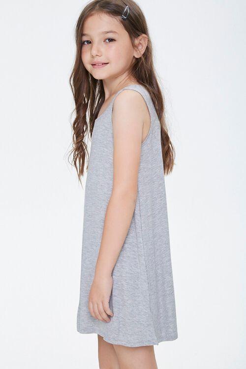 Girls Tank Swing Dress (Kids), image 2