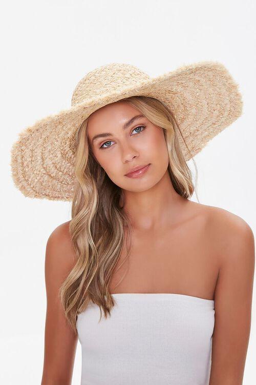Floppy Straw Hat, image 1