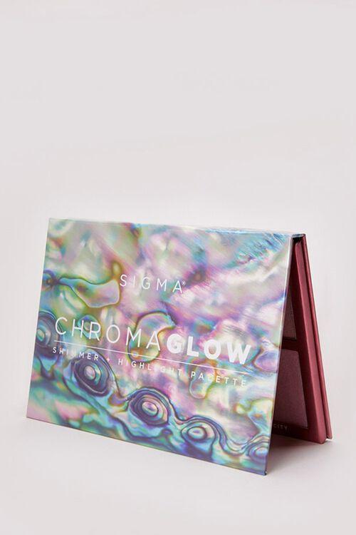 Chroma Glow Shimmer & Highlight Palette, image 2