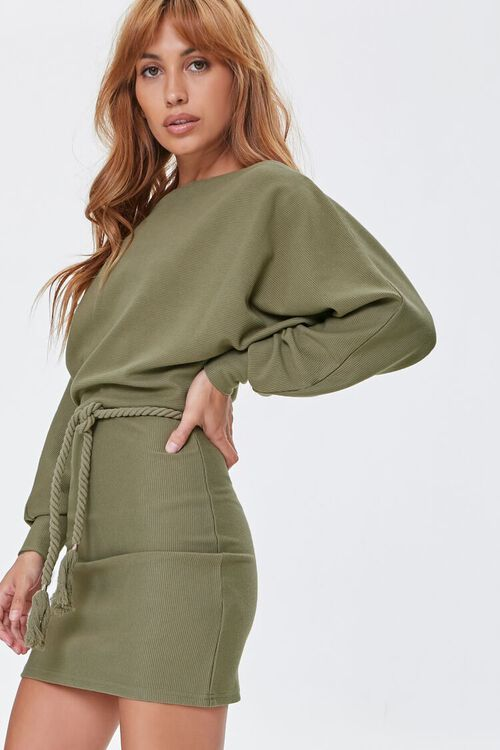 Off-the-Shoulder Mini Dress, image 1