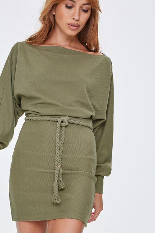 Off-the-Shoulder Mini Dress, image 5