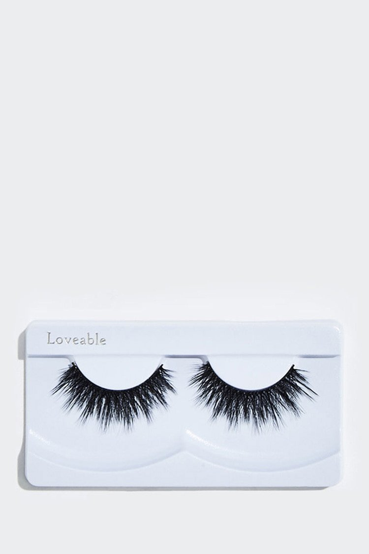 Forever 21 coupon: Loveable False Lashes in Pink