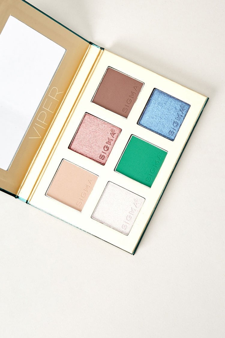 Forever 21 coupon: Viper Eyeshadow Palette in Brown