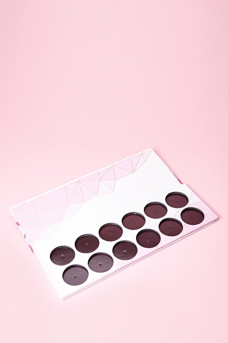 Forever 21 coupon: Build Your Pro Palette in Pink/White