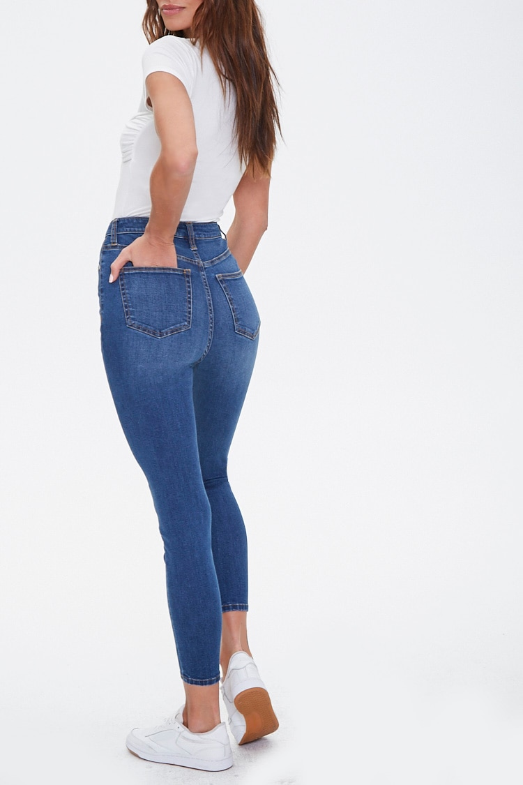 Skinny Curvy Fit Jeans