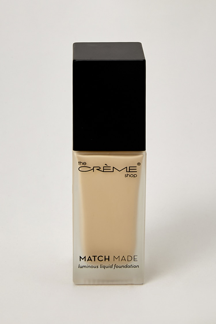 Forever 21 coupon: Match Made Luminous Liquid Foundation in 13