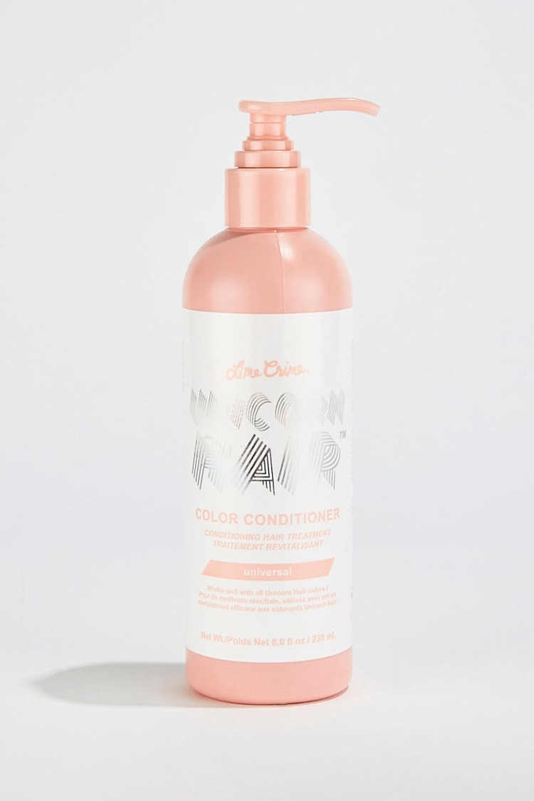 Forever 21 coupon: Unicorn Hair Color Conditioner in Universal